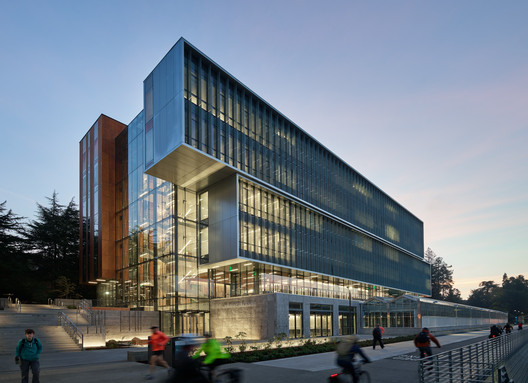 Life Sciences Building for the University of Washington / Perkins+Will