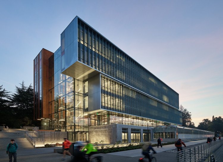 Life Sciences Building for the University of Washington / Perkins+Will, © Kevin Scott