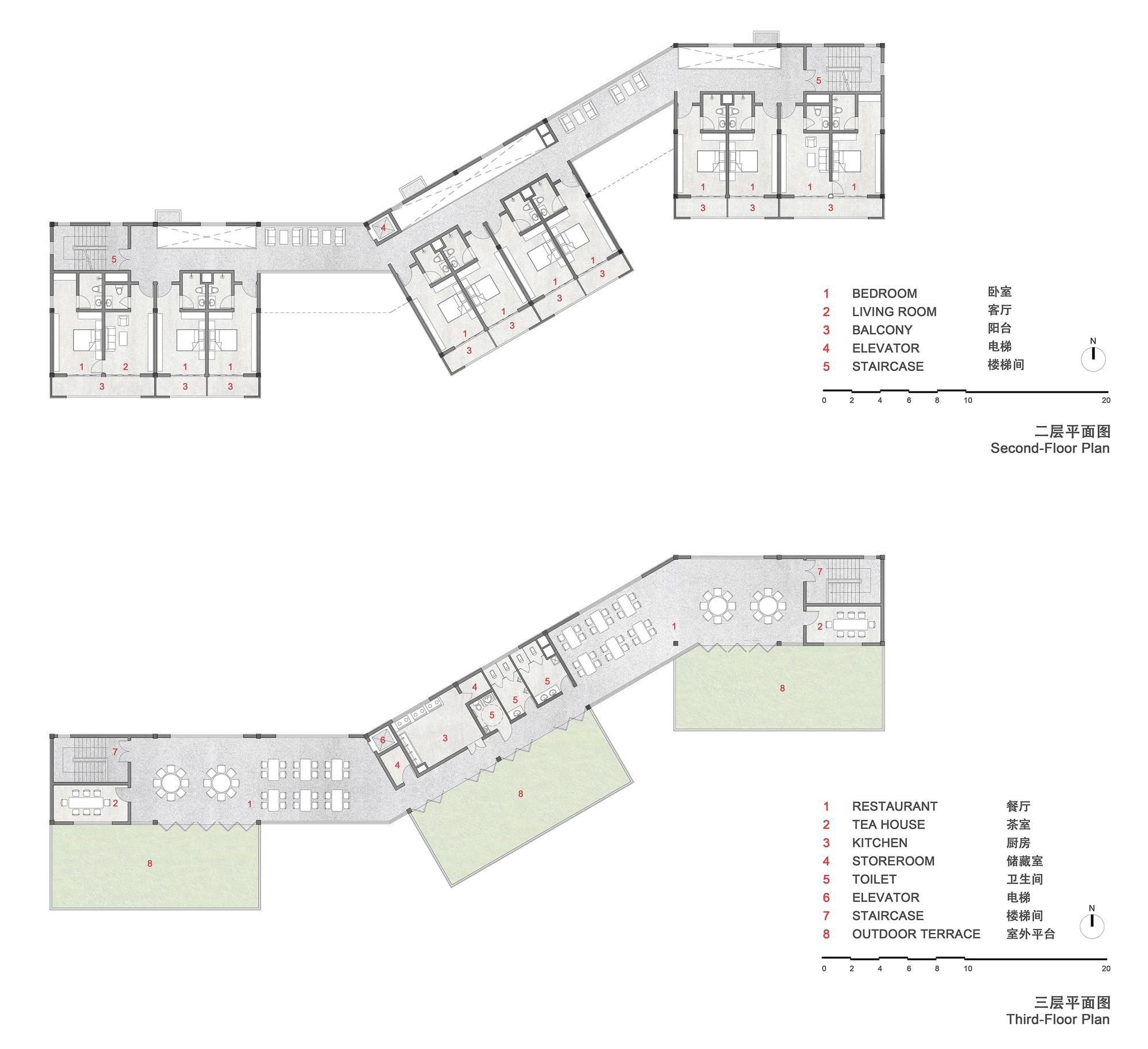 Gallery Of Botanical Garden Expert Apartment Tumushi Architects 18