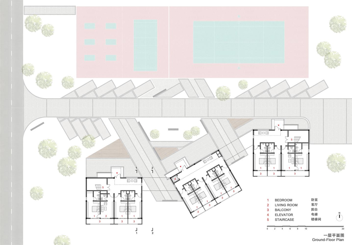 Gallery Of Botanical Garden Expert Apartment Tumushi Architects 17