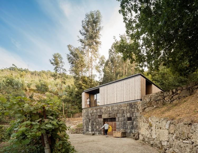 Casa Pabellón / Andreia Garcia Architectural Affairs + Diogo Aguiar Studio, © Fernando Guerra | FG+SG