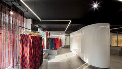 The Store Between the Lines / LIJO RENY architects