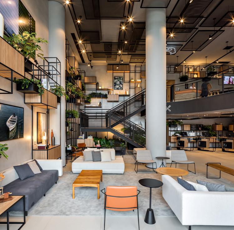 Hotéis Ibis – Novo conceito / FGMF Arquitetos, © Fran Parente