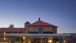 Casa de São Lourenço – Burel Panorama Hotel / Site Specific Arquitectura + P-06 Atelier