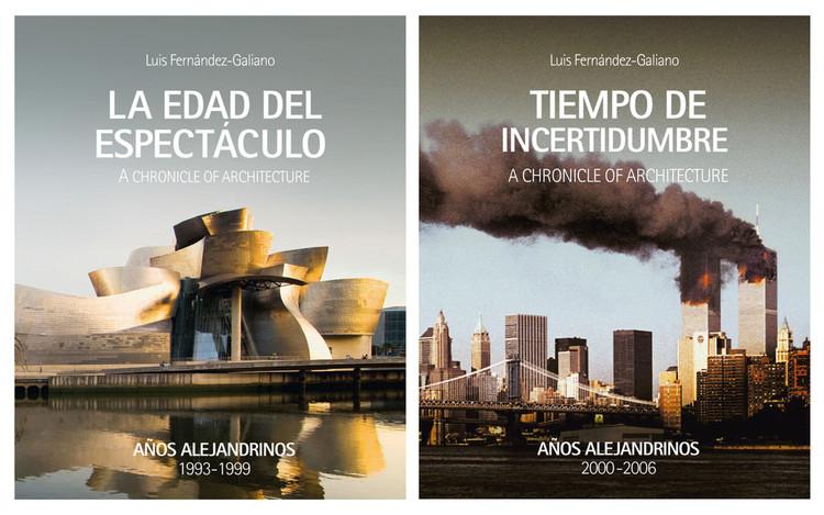 Luis Fernández-Galiano presenta 'Años alejandrinos': la arquitectura como reflejo del mundo, Cortesía de Arquitectura Viva