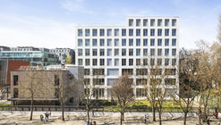 Business Center Binet / AZC Architectes