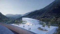 Snøhetta Designs a New Home for Ötzi the Iceman