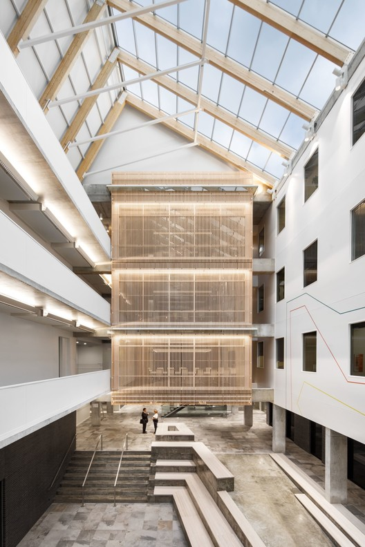 Expansão da Sede da CSN / BGLA + NEUF consortium, © Stéphane Brügger