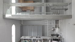 Dodged House / Leopold Banchini + Daniel Zamarbide