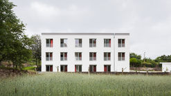 Habitação Social em Abragão / fala