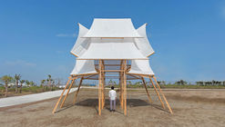 Sailing Castle / Cheng Tsung FENG Design Studio