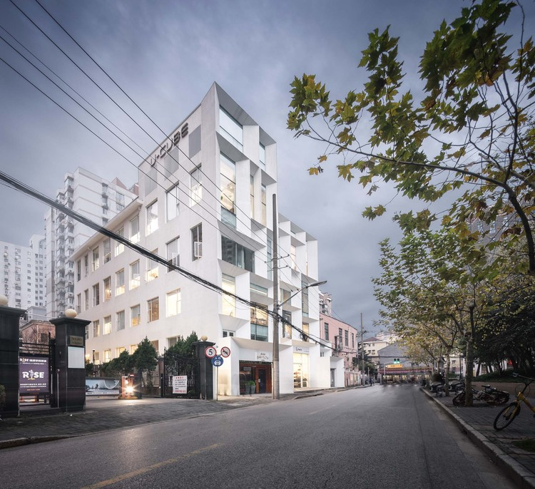 U-CUBE Office Reconstruction / Lacime Architects, © Qianxi Zhang