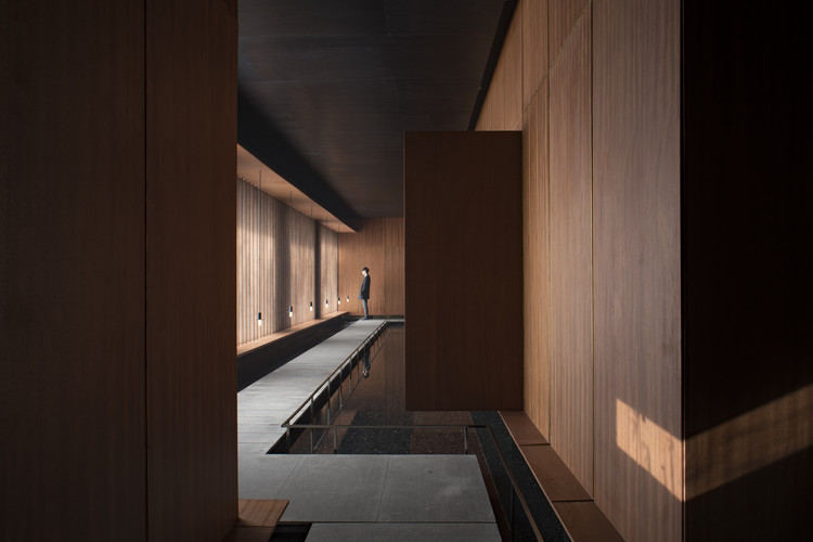 Meditation Hall / HIL Architects, Courtesy of HIL Architects