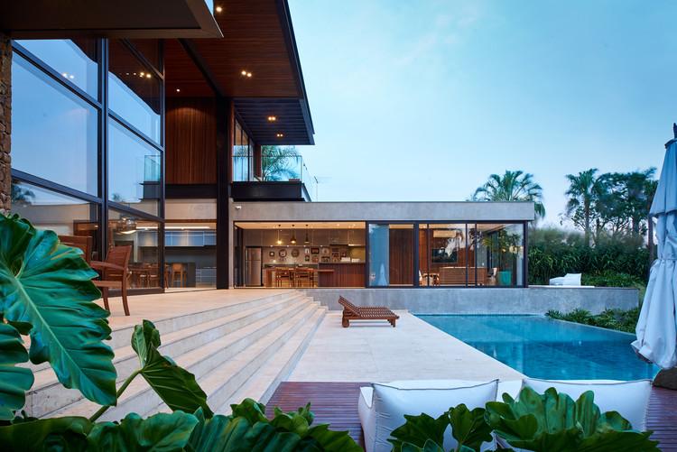 Residência N / F:Poles Arquitetura, © Rui Antunes