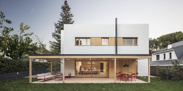 Noa House / Alventosa Morell Arquitectes , © Adrià Goula