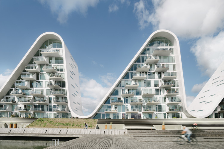 The Wave / Henning Larsen Architects, © Jacob Due