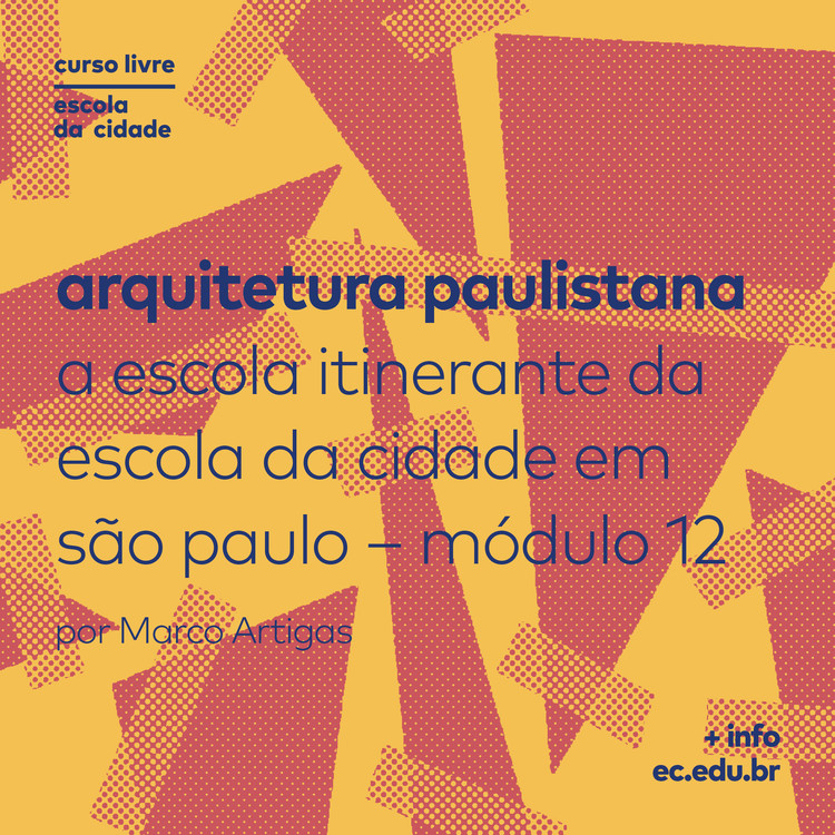 Arquitetura Paulistana - módulo 12