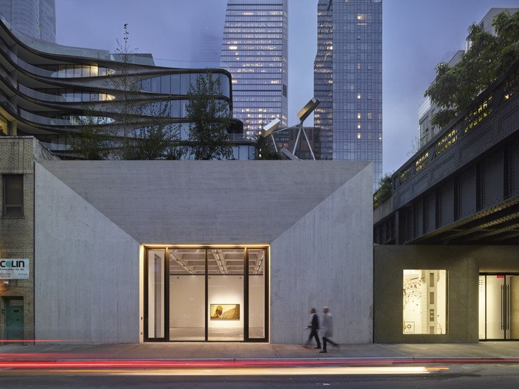 Kasmin Gallery / studioMDA, © Roland Halbe