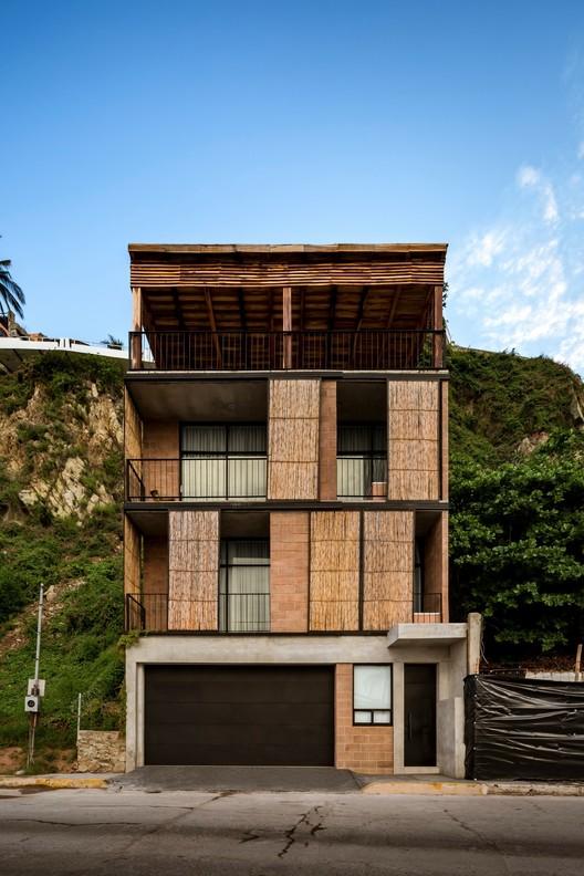 Hotelito Claussen / EPArquitectos, © César Béjar
