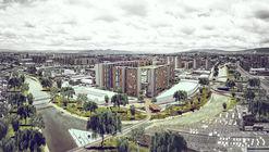 Primeiro lugar no concurso para Habitação Social em Bogotá / Vigliecca & Associados + Ensamble de Arquitectura Integral