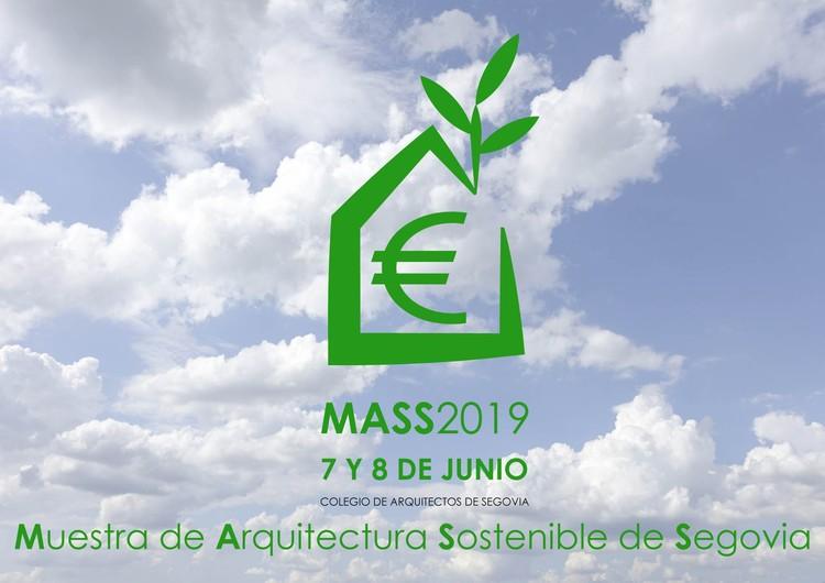 Muestra de arquitectura sostenible en Segovia, COACYLE Segovia