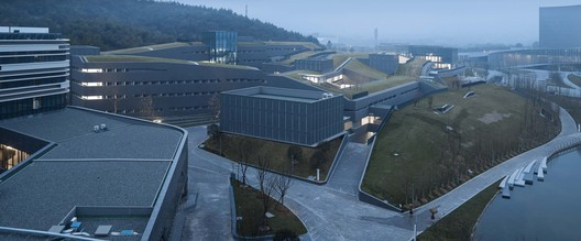 Music Department Complex in Zhejiang Conservatory of Music / gad