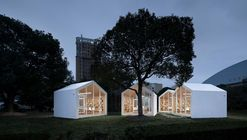80㎡ Reading Village / yuan Architects