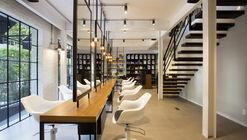 Salão Filmyhair / Intown Arquitetura