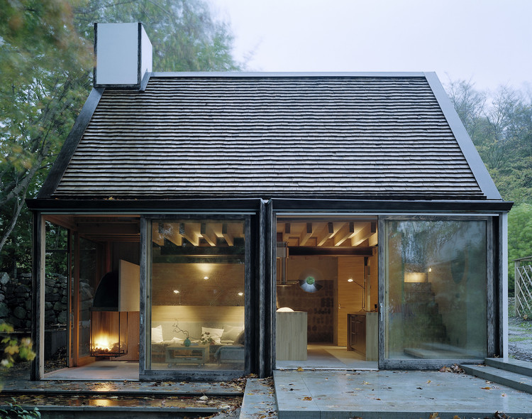 The Mill House / Wing?rdh Arkitektkontor, ? ?ke Eson Lindman