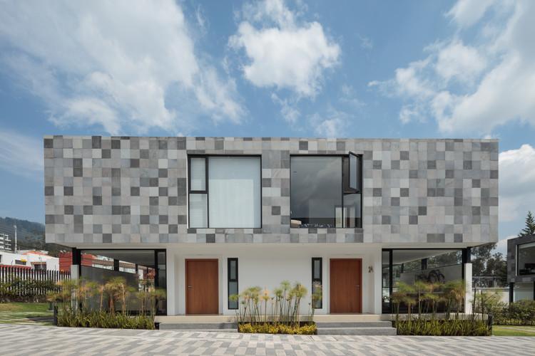 QUATRO Houses / TEC Taller EC, © Lorena Darquea