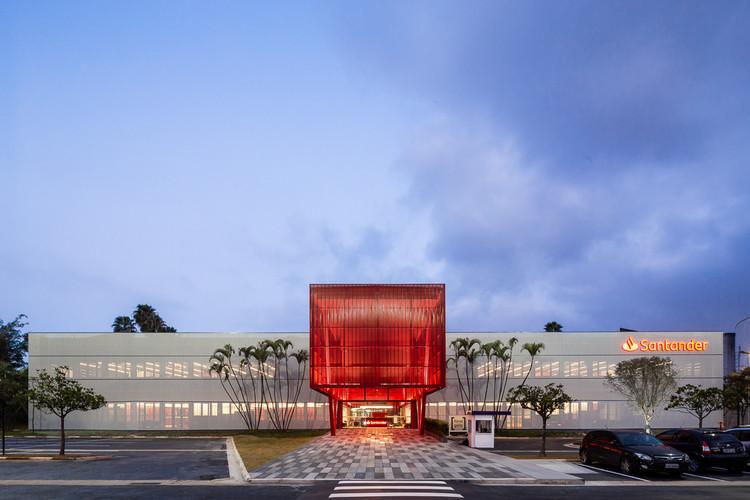 Geração Digital Santander / Todos Arquitetura + ENTRE Arquitetos , © Ricardo Bassetti