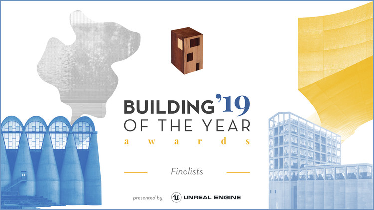 ArchDaily Building of the Year Awards 2019: Los Finalistas