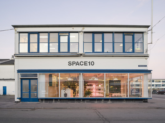 SPACE10 Redesign / SPACE10 + Spacon & X