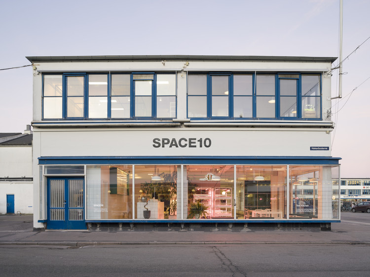 SPACE10 Redesign / SPACE10 + Spacon & X, © Hampus Berndtson