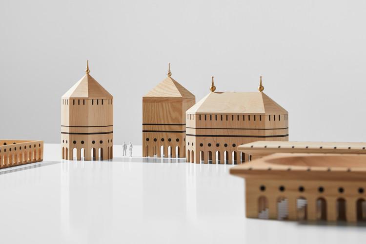 Mad Lab desenha série de objetos cotidianos de madeira inspirados na ideia de Utopia, © Angel Segura