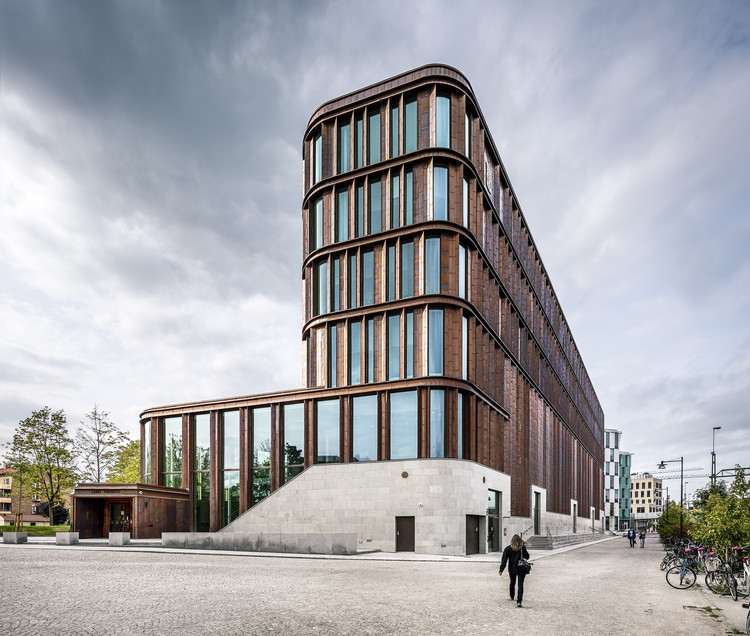 Lund District Court / FOJAB arkitekter, © Felix Gerlach