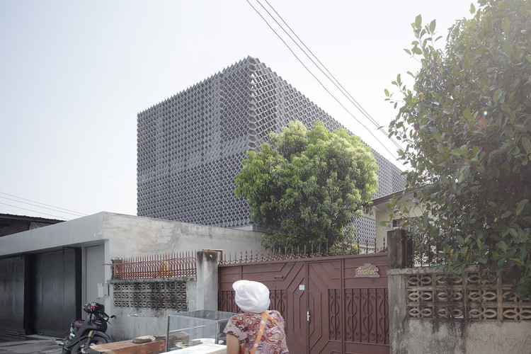 Phra Pradeang House / all(zone), © Soopakorn Srisakul