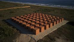 Studio Bosco Sodi presenta instalación artística en la Costa del Pacífico