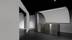 Dreams-Chasing Life & Art Showroom / AD ARCHITECTURE