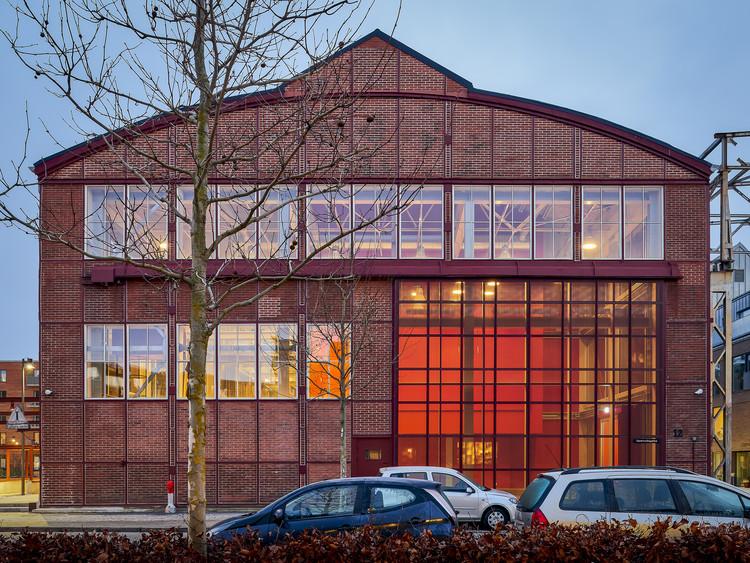 Valby Machinery Halls: Montagehallen / C.F. Møller, © Mark Syke