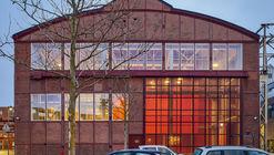 Valby Machinery Halls: Montagehallen / C.F. Møller
