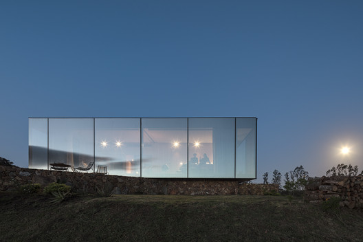 Sacromonte Landscape Hotel Shelters / MAPA