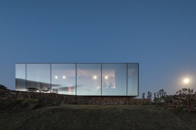 Sacromonte Landscape Hotel Shelters / MAPA, © Leonardo Finotti