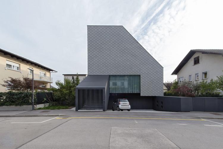 House Portico / OFIS arhitekti, © Tomaz Gregoric