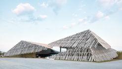 El centro de transporte turístico Yangcheng es inmortalizado bajo el lente de Zheng Shi