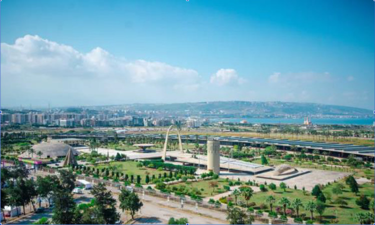 UIA and TSEZ Seek to Revive Niemeyer's Abandoned Tripoli Site through International Competition, Courtesy of International Union of Architects (UIA)