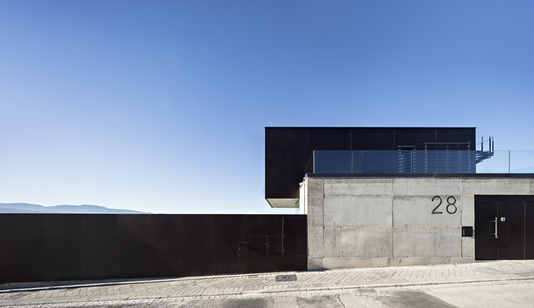 Casa Aire / ariasrecalde taller de arquitectura, © Javier Callejas Sevilla