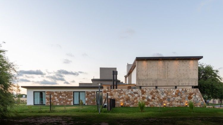 Casa Nagus / IASE Arquitectos, © Gonzalo Viramonte