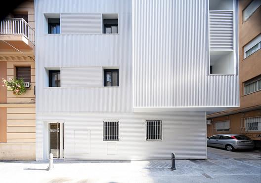 Rehabilitación energética de edificio / ariasrecalde taller de arquitectura