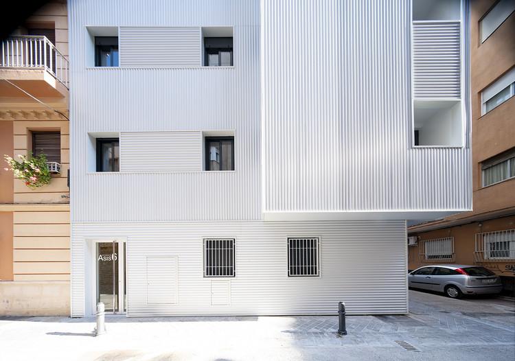 Energy Rehabilitation Existing Building / ariasrecalde taller de arquitectura, © Javier Callejas Sevilla